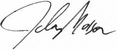 Johnny Molson