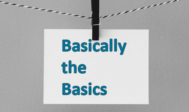 Basically the Basics